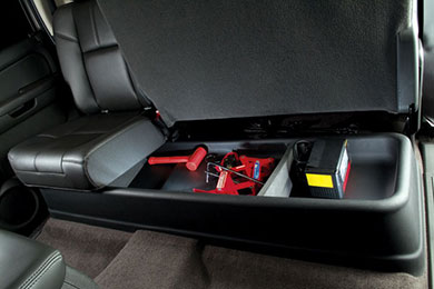 1999 2016 F250 Amp F350 Husky Gearbox Underseat Storage