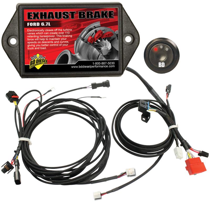 2011 2016 f 250 f 350 6 7l bd diesel exhaust brake control kit 2011 2016 f 250 f 350 6 7l bd diesel exhaust brake control kit 2001102