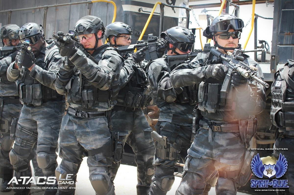 2004 2008 F150 Coverking Ballistic A Tacs Law Enforcement