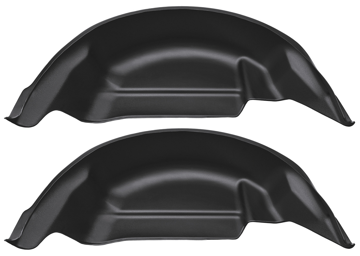 2015-2016 F150 Husky Liners Rear Wheel Well Guards (Pair)