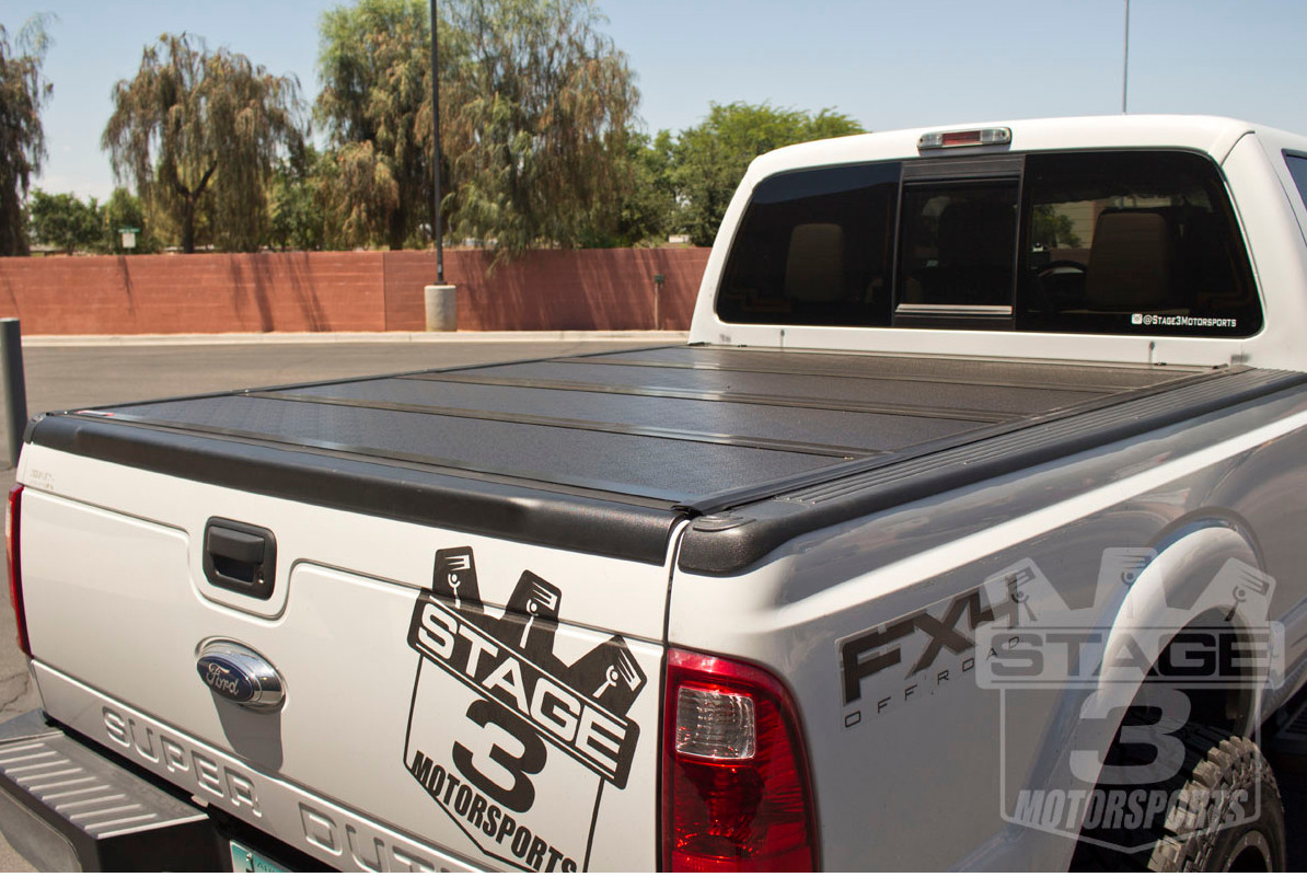 2008-2015 F250 & F350 Super Duty BakFlip Tonneau Cover