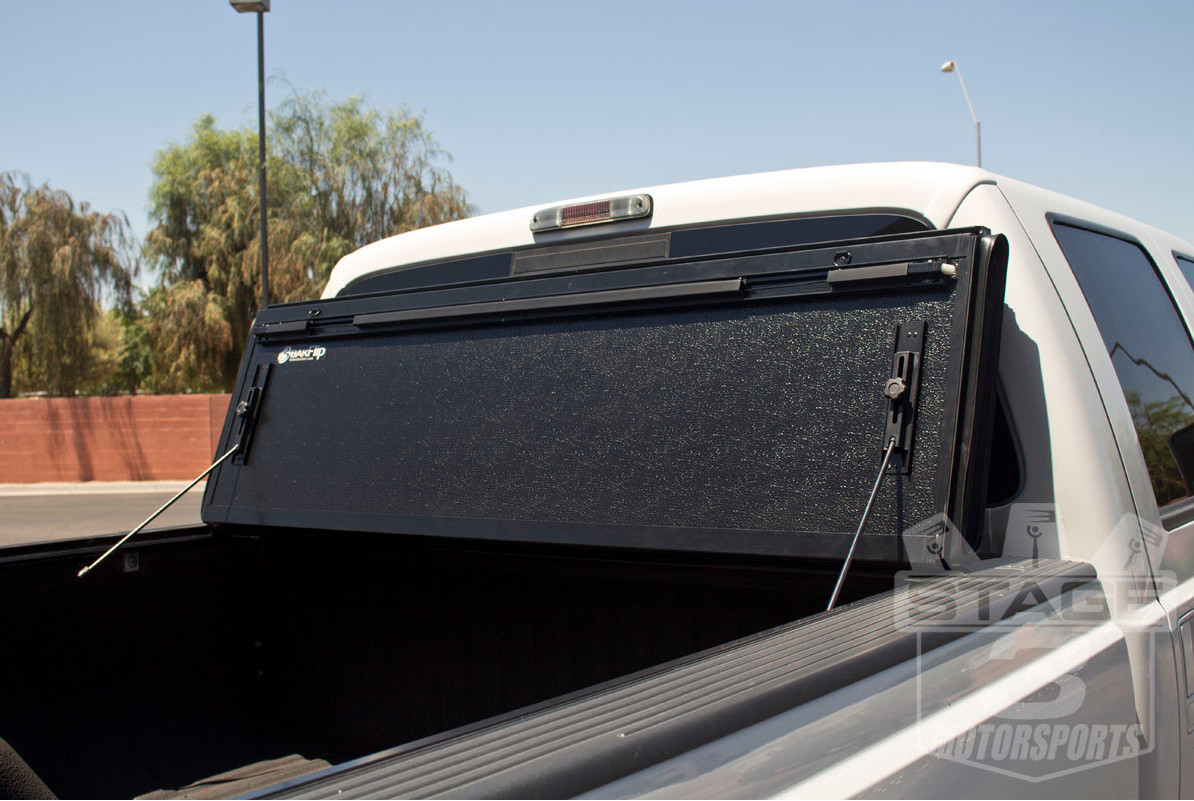 Super Duty BAKFlip G2 Hard-Folding Tonneau Cover
