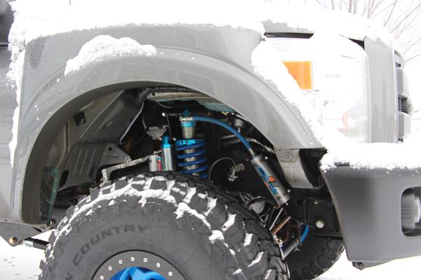 Fox Suspension Lift Kits >> 2011-2016 Super Duty 6.7L F250/F350 4WD Carli Suspension 4 ...