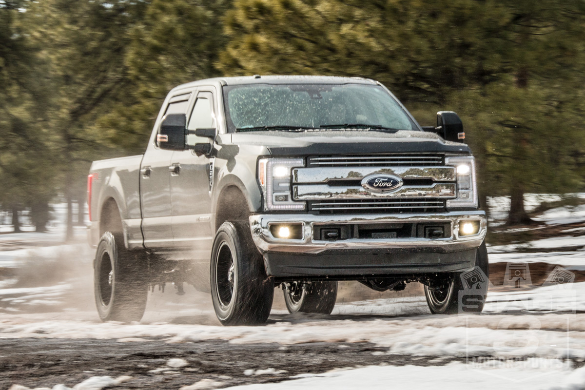 2017 Ford F150 Lifted >> 2017-2018 F250 & F350 BDS 4 Radius Arm Lift Kit BDS-1520H