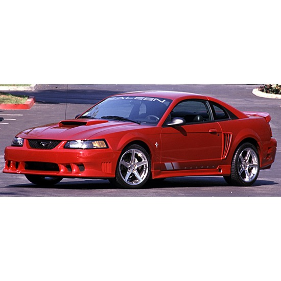 1999 2004 mustang saleen complete body kit. Black Bedroom Furniture Sets. Home Design Ideas