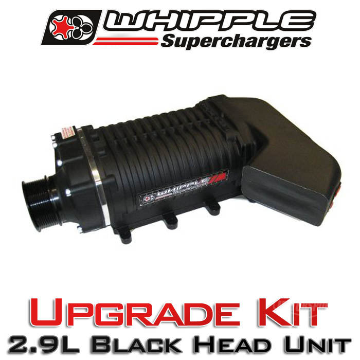 Whipple Supercharger Replacement Parts: 2003-2004 Mustang Cobra Whipple 2.9L W175ax Supercharger