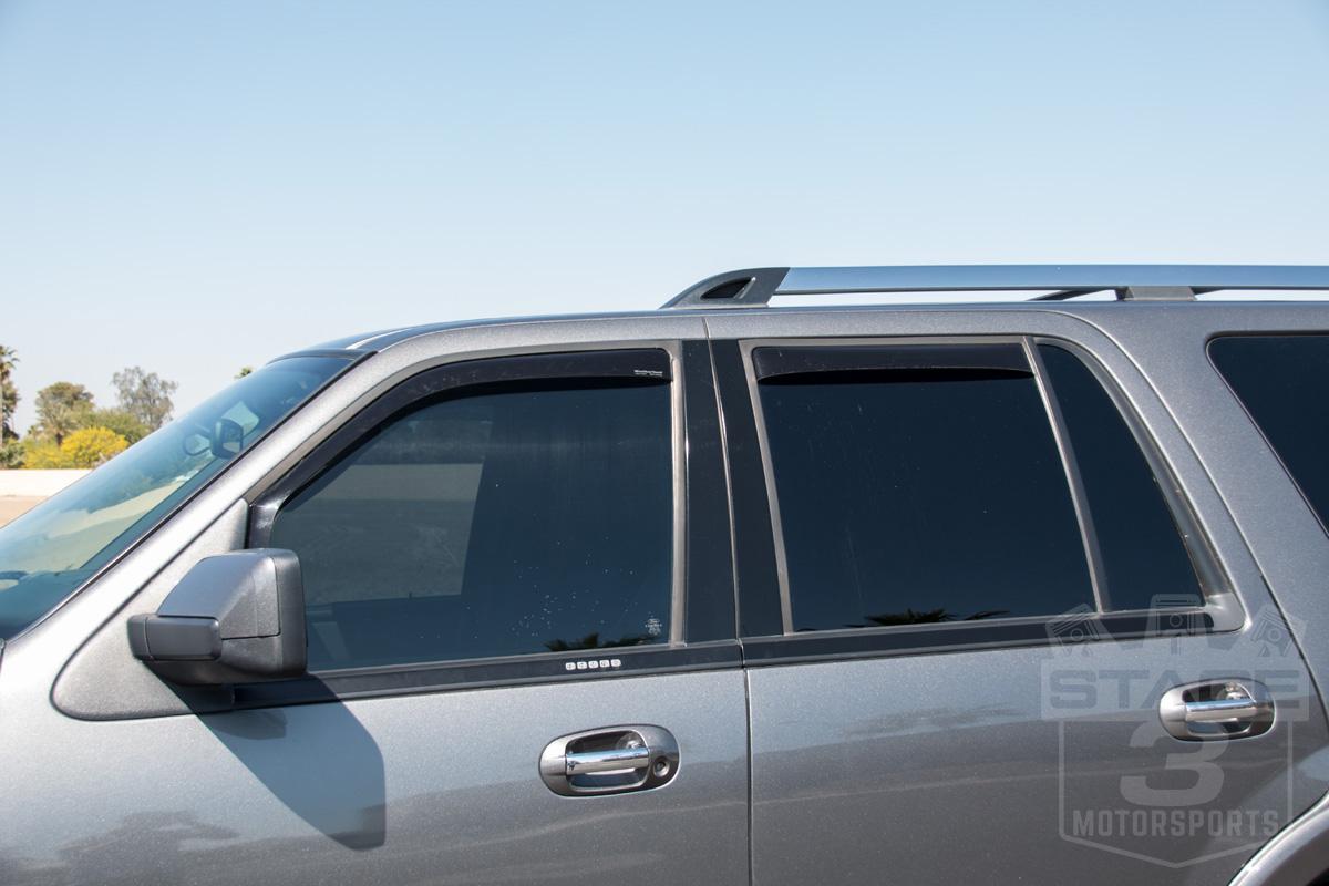 Lund Side Window Deflectors