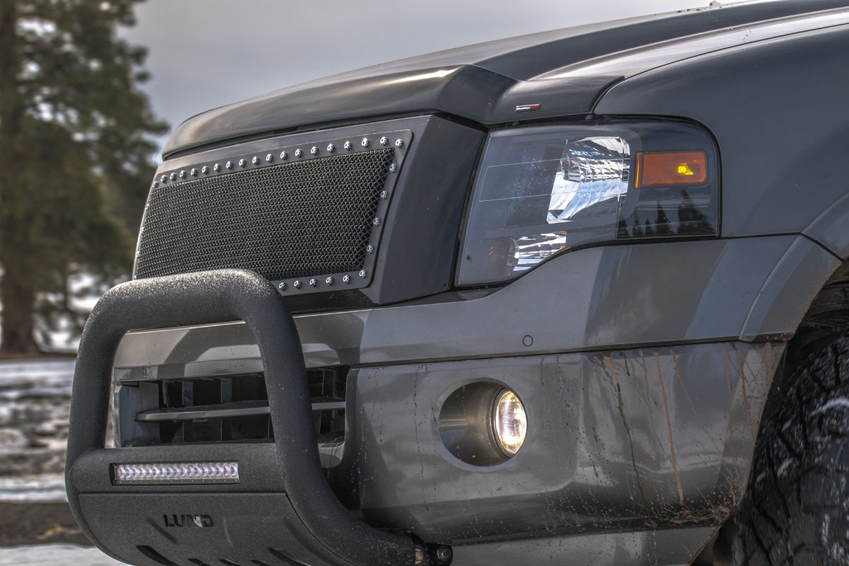 2007-2014 Expedition Paramount Evolution Packaged Grille