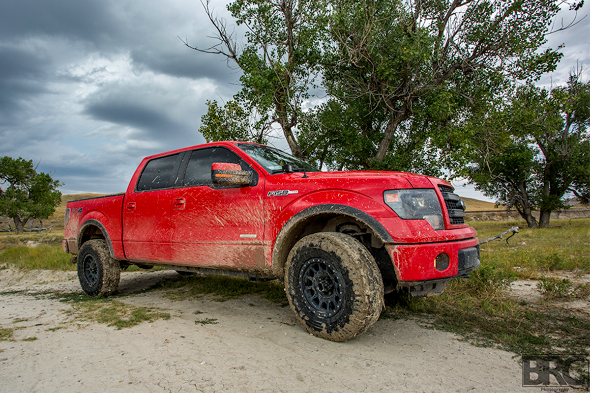 2009-2013 F150 4WD Rancho quickLIFT Loaded Leveling Kit ...
