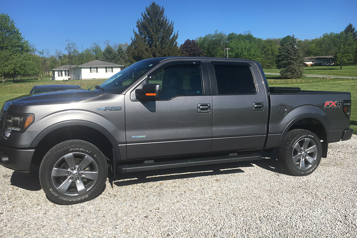 """Rough Country Leveling Kit F150 >> 2009-2013 F150 Rough Country 2"""" Leveling Lift Kit 568.20"""