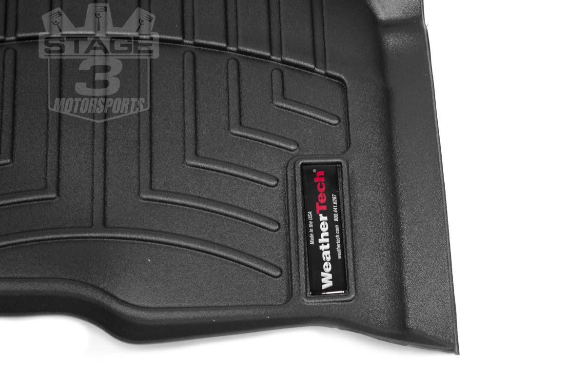 Weathertech mats not laying flat - 2009 2014 F150 Supercrew Weathertech Front Rear Digital Fit Floor Mats Black