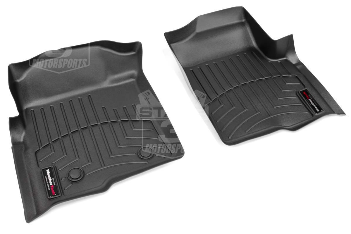Ford F150 Weather Tech Floor Mats