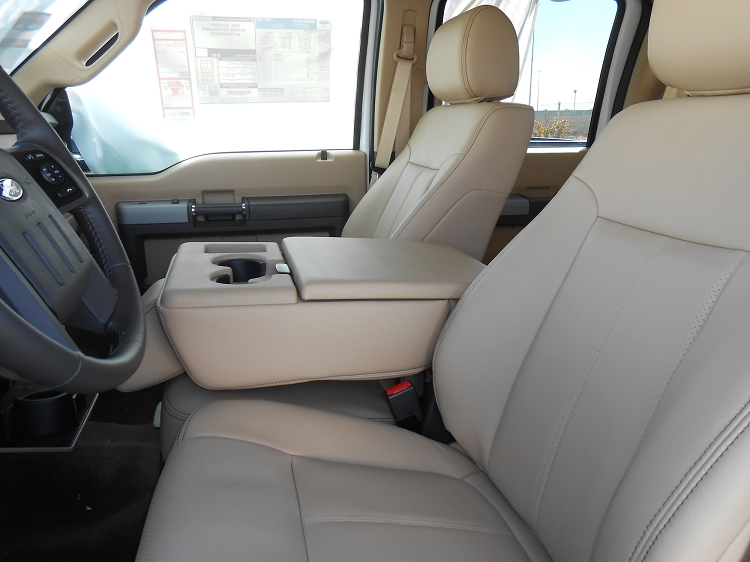Used F 250 Super Duty >> 2011-2016 F250/F350 Console Vault Fold-Down Armrest ...