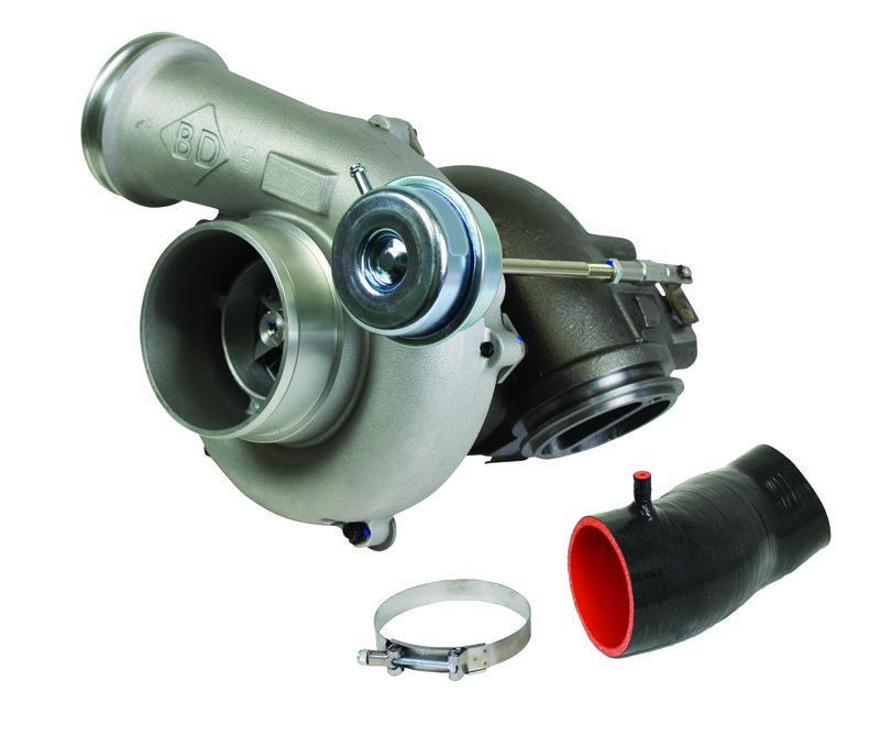 2003-2016 F250/F350 Powerstroke BD Diesel Xtruded Transmission Cooler ...
