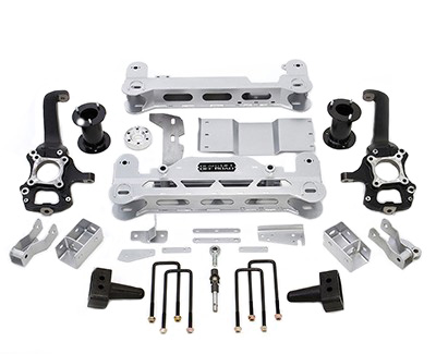 "2009-2013 F150 4WD Ready Lift 6""/3.5"" Off-Road Lift Kit"