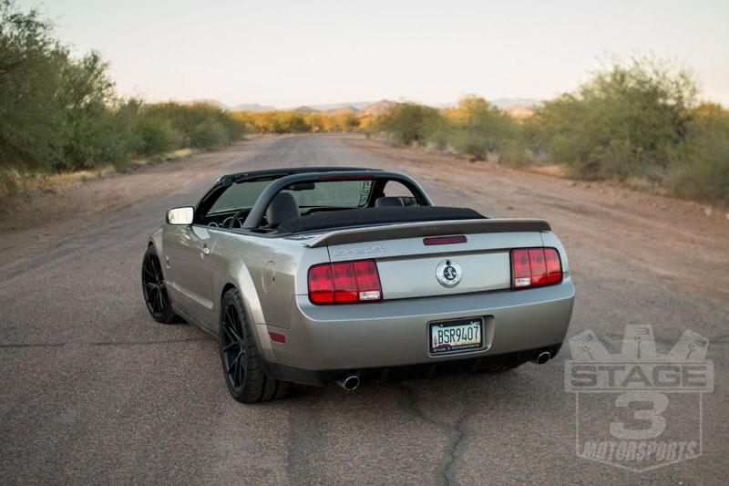 2005 2014 Mustang Convertible Cdc Light Bar 11000