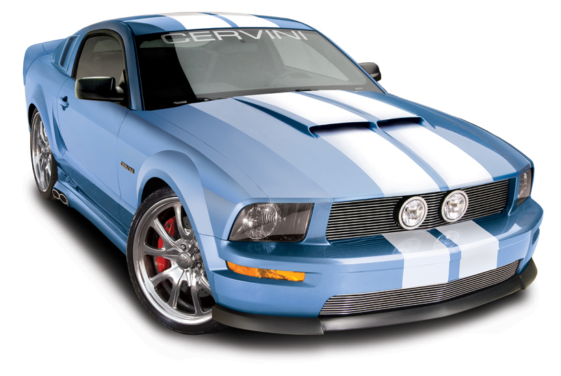 2005 2009 Mustang Cervini s C Series Hood Fiberglass 1170
