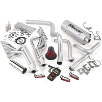 2006-2012 Class-C Motorhome E-450 6.8L V10 Banks Power Pack System - Headers/Exhaust/Tuner/Air Intake