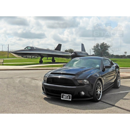 Ford Gt 2014 Price: 2011-2014 Mustang GT 5.0L CDC Shaker Hood Scoop Kit 1111