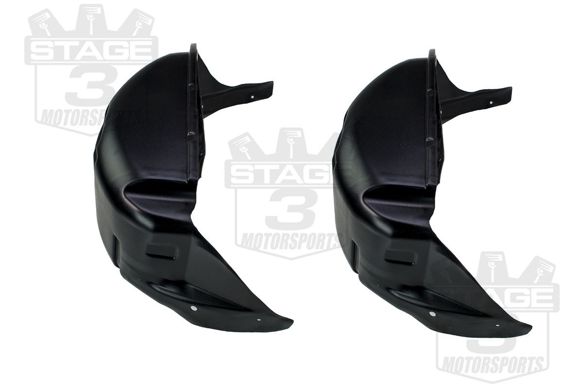 2015-2017 F150 Ford OEM Wheel Well Liners