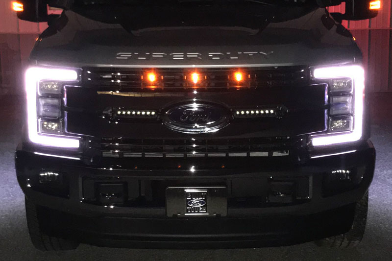 2017 2018 F250 amp F350 Non Platinum Custom Auto Works