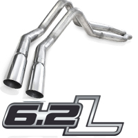 F150 6.2L Exhaust Systems