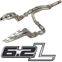 F150 6.2L Long Tube Headers