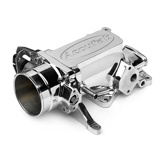 1996-2004 Mustang GT Accufab 70mm Throttle Body & Plenum Kit