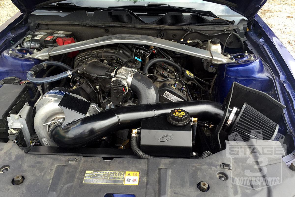 2011 2014 Mustang V6 Procharger Ho Intercooled