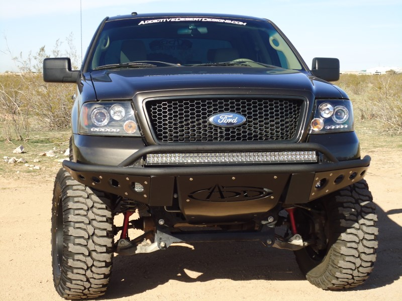 2008 Ford F150 Front Bumper >> 2004-2008 F150 Off Road Bumpers