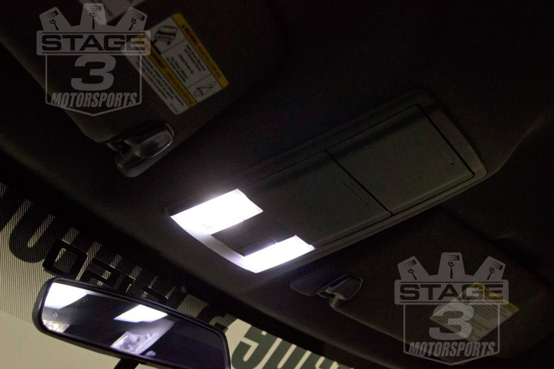 Recon F150 Led Dome Lights Installed Ford F150 Forum Community Of Ford Truck Fans