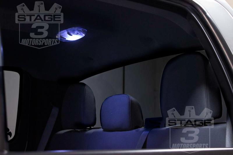 2004 2014 F150 Interior Lighting Amp Leds