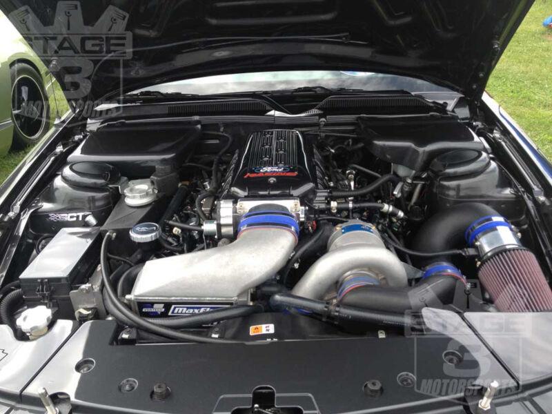 2007 2008 mustang gt 4 6l vortech v 3 si standard supercharger satin 4fu218 030l