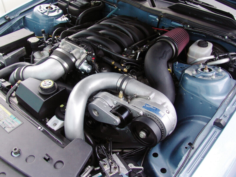 2005 2010 Mustang Gt 4 6l Procharger High Output