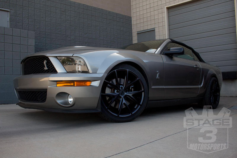 Nitto Tires Stage 3 2008 GT500