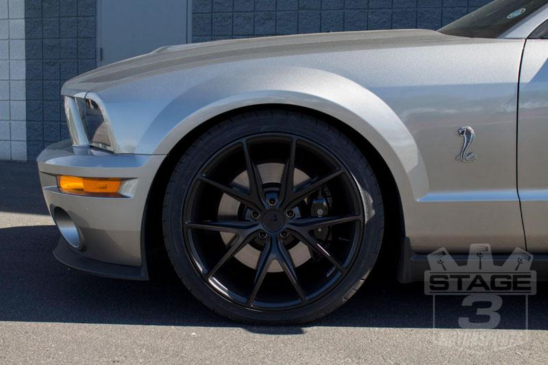 2007 2014 GT500 Eibach Pro Kit Lowering Springs 14