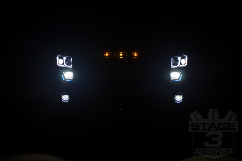 2009-2014 F150 Recon LED Replacement Fog Lights