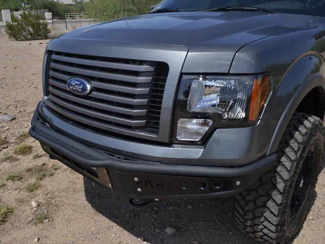 2009-2014 F150 ADD Venom Stealth Panel Front Bumper (With Winch) F052013010103