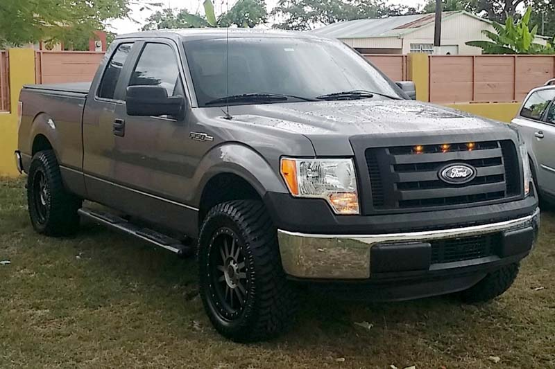 Stage 3's 2012 F150 5.0L Project Truck