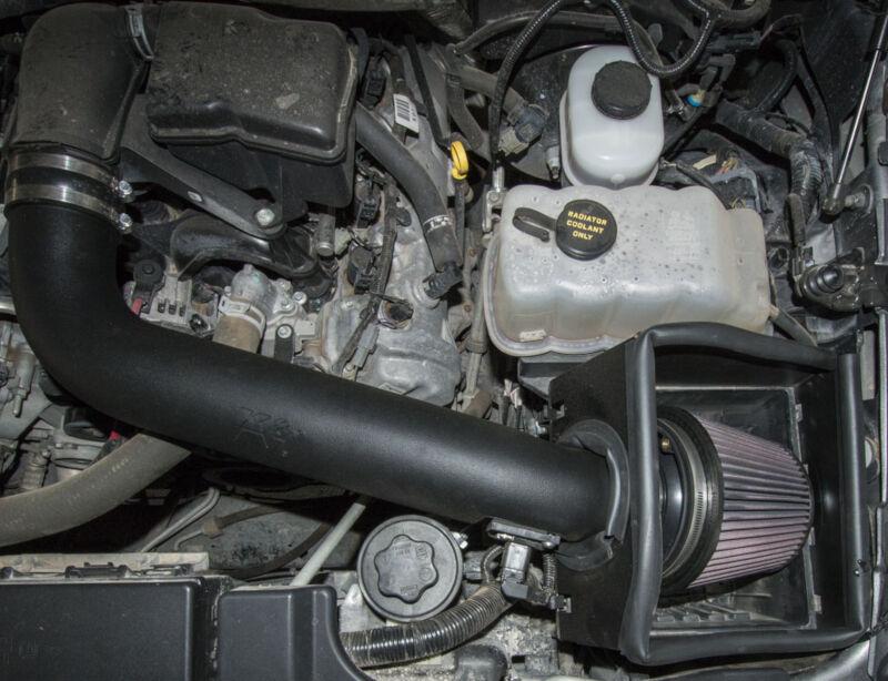 2009 Expedition 5 4l V8 K U0026n Fipk Cold Air Intake 57