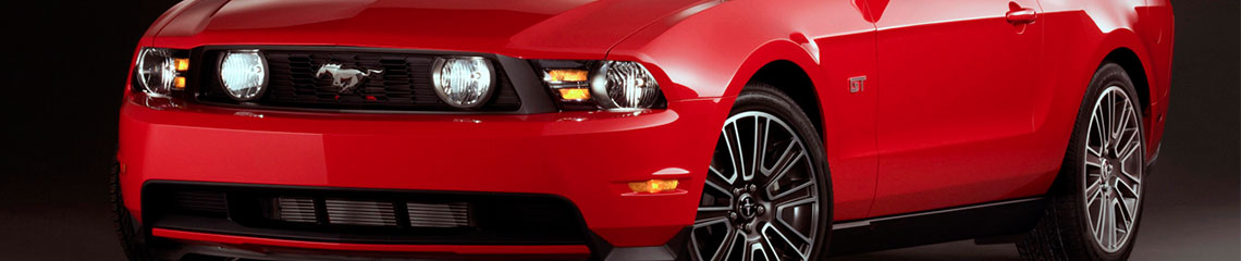 2010 Mustang GT & V6 Performance Parts