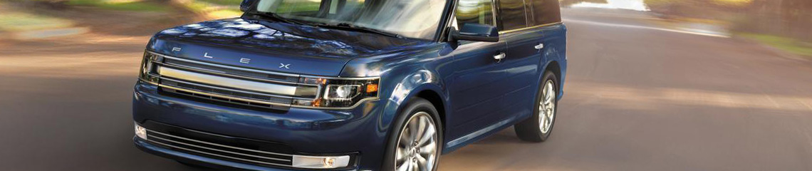 Ford Flex Performance Parts & Accessories