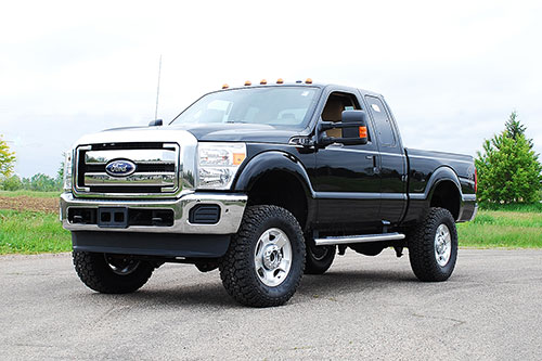 2011 2016 f250 f350 4wd zone offroad 4 lift kit diesel f16. Black Bedroom Furniture Sets. Home Design Ideas