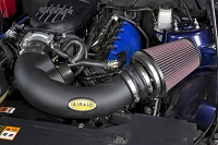 2011-2014 Mustang GT 5.0L AIRAID SynthaFlow Cold Air Intake (Oiled)