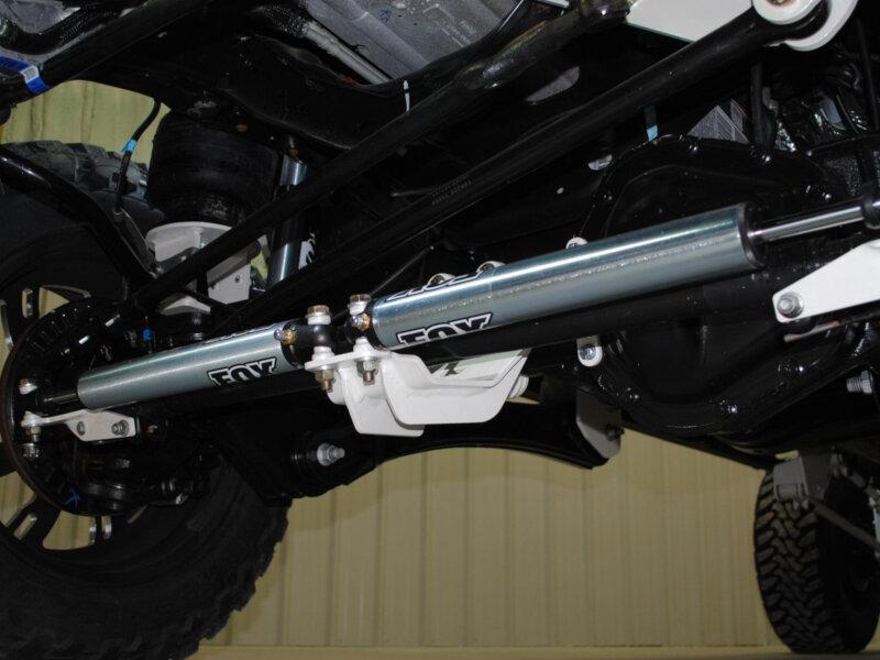 """Fox Suspension Lift Kits >> 2011-2016 F250 & F350 Kelderman 4-6"""" Front Air Suspension KM-F4F4-23-X-11-4"""