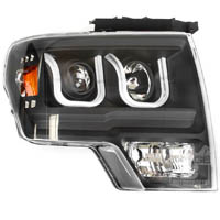 F150 SVT Raptor Headlights