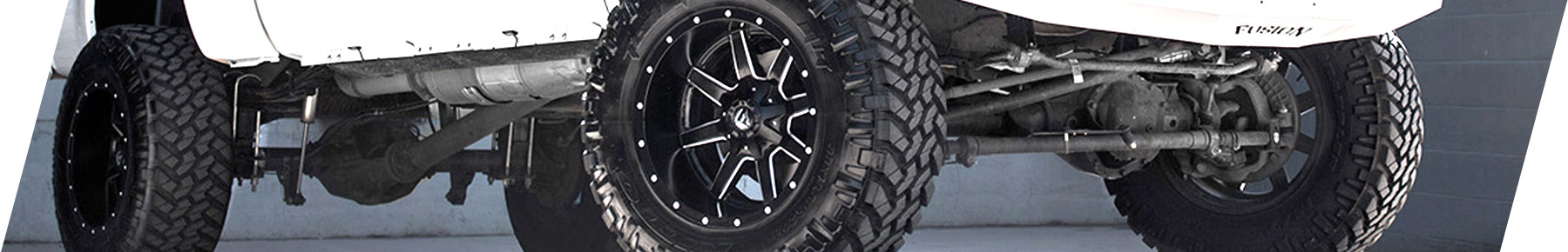 1999-2018 Super Duty Wheels and Tires