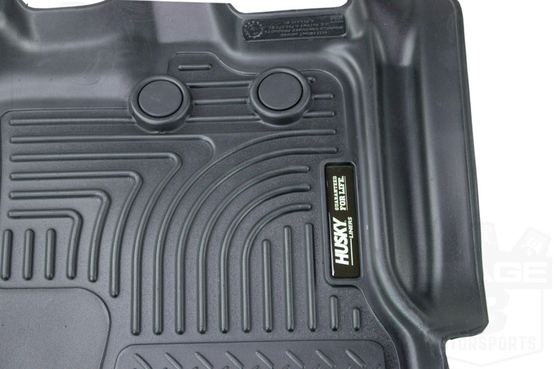 Rubber floor mats expedition - Hover To Zoom