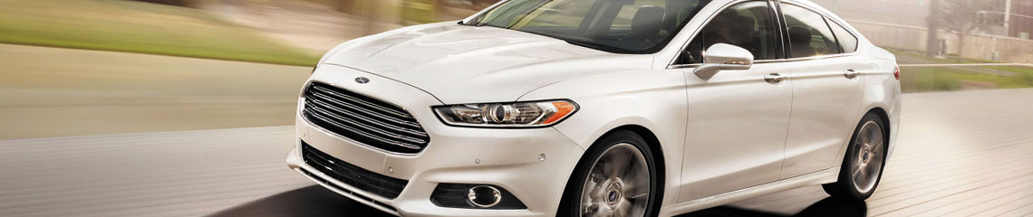 2013-2014 Ford Fusion Performance Parts!
