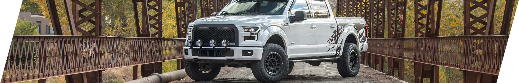 2015-2017 F150 Leveling Coilover Packages